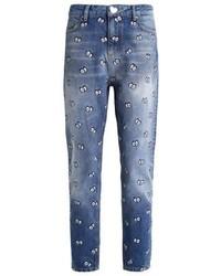 blaue Boyfriend Jeans von Zoe Karssen