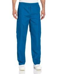 blaue Cargohose
