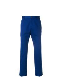 blaue Chinohose von Gucci