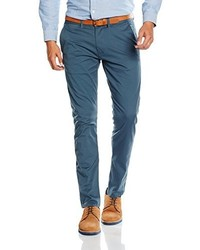 Blaue Chinohose von Selected Homme