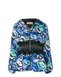 blaue Daunenjacke von Emilio Pucci