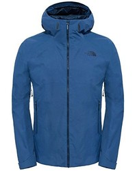 blaue Daunenjacke von The North Face