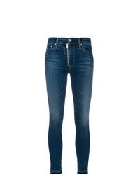 blaue enge Jeans von AG Jeans