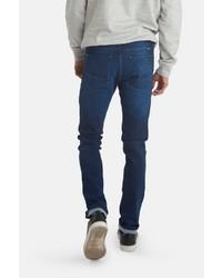 blaue enge Jeans von BLEND