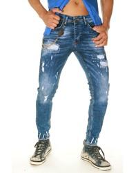 blaue enge Jeans von Bright Jeans