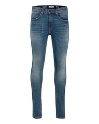 blaue enge Jeans von CASUAL FRIDAY
