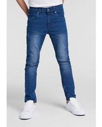 blaue enge Jeans von Chiemsee