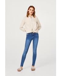 blaue enge Jeans von Esprit