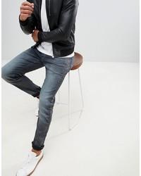 blaue enge Jeans von G Star