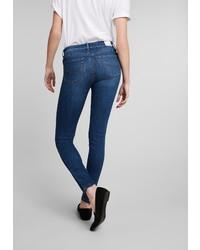 blaue enge Jeans von H.I.S