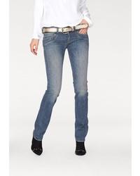 blaue enge Jeans von Herrlicher