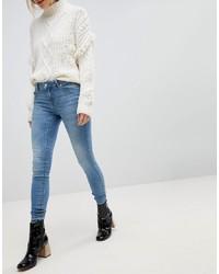 blaue enge Jeans von Jdy