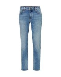 blaue enge Jeans von Marc O'Polo