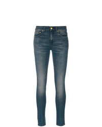 blaue enge Jeans von MICHAEL Michael Kors