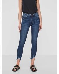 blaue enge Jeans von Noisy May