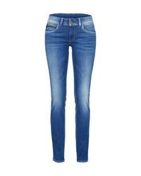 blaue enge Jeans von Pepe Jeans