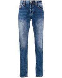 blaue enge Jeans von Philipp Plein