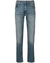 blaue enge Jeans von Polo Ralph Lauren