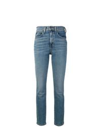 blaue enge Jeans von Proenza Schouler