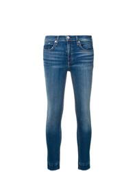 blaue enge Jeans von Rag & Bone