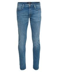 blaue enge Jeans von Scotch & Soda