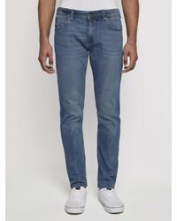 blaue enge Jeans von Tom Tailor Denim