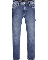 blaue enge Jeans von Tommy Hilfiger
