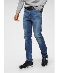 blaue enge Jeans von Tommy Jeans