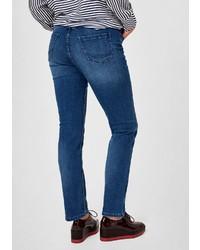 blaue enge Jeans von Triangle