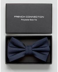 blaue Fliege von French Connection