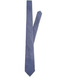 blaue gepunktete Krawatte von Pierre Cardin
