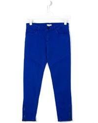 blaue Hose von Kenzo