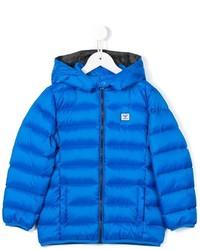blaue Jacke von Armani Junior