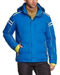 blaue Jacke von CMP