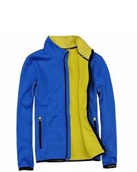 blaue Jacke von EXUMA