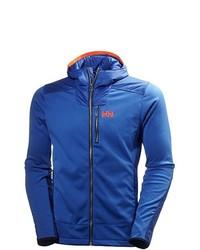 blaue Jacke von Helly Hansen