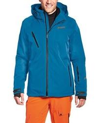 blaue Jacke von maier sports