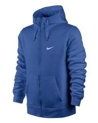 blaue Jacke von Nike