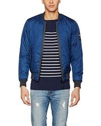 blaue Jacke von Replay
