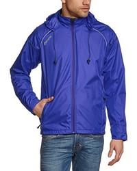 blaue Jacke von SportHill