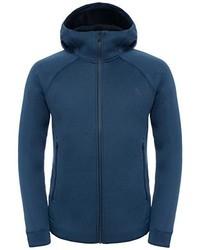 blaue Jacke von The North Face