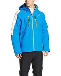 blaue Jacke von Ziener