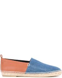 blaue Jeans Espadrilles von Loewe
