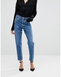 Blaue Jeans von A Gold E