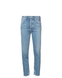 blaue Jeans von Agolde