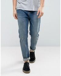 blaue Jeans von ASOS DESIGN