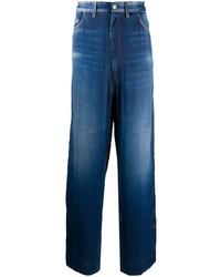 blaue Jeans von Balenciaga