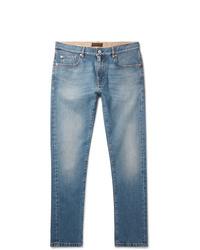 blaue Jeans von Belstaff