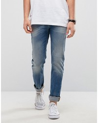 blaue Jeans von Benetton