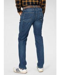 blaue Jeans von Bugatti